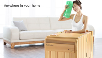 Anywherein your home